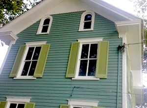 Chesapeake Property Finishes Historic Home After Painting