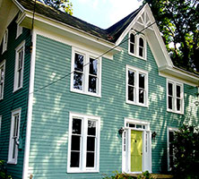 exterior house painting Talbot County MD