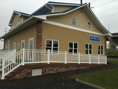 Chesapeake Property Finishes Commercial Exterior Painting & Color Design
