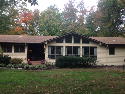 Chesapeake Property Finishes Exterior Home Painting