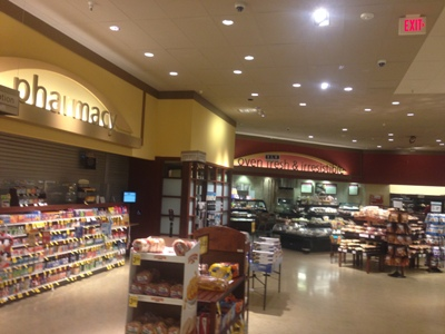 Grocery Store Painting & Wallcovering MD