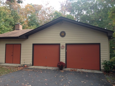 Chesapeake Property Finishes Exterior Painting in Queenstown MD