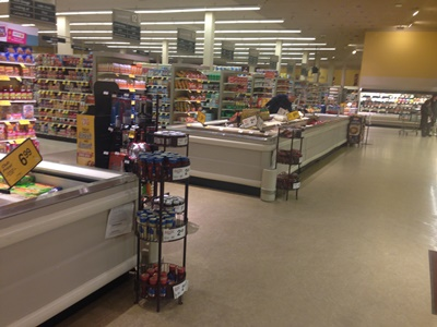 grocery store painting md