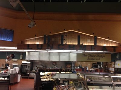 Chesapeake Property Finishes Grocery Store Painting & Wallcovering