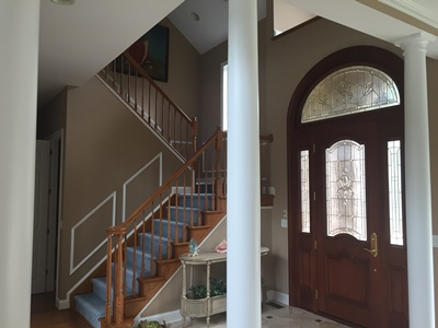 foyer entryway painting md