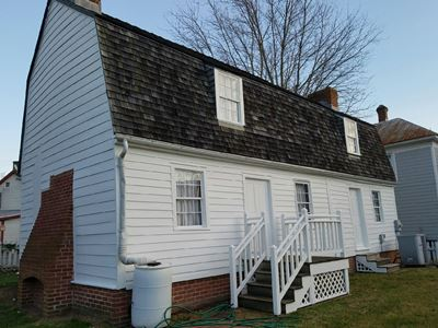 historic house painter maryland