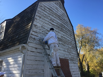 historic home painter maryland