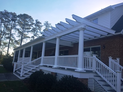 deck rail painter maryland